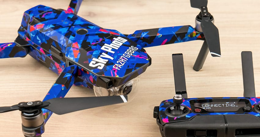 drone skin